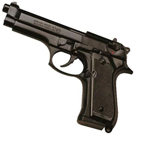 Pistola giocattolo a salve semiautomatica 92 98 cal. 8mm scacciacani