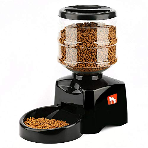 Automatic Digital Feeder for Dogs and Cats