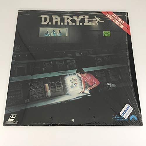 D.A.R.Y.L. LaserDisc