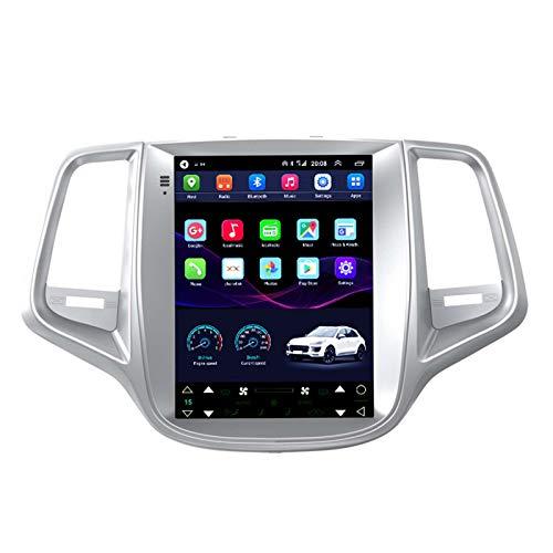 GPS 9.7-Inch 2GB + 32G Auto Navigation, Smart Android Pantalla Grande Navegador Vertical, Por 12-15 Años Moderno Elantra, Notificación De Voz De Varias Condiciones De Carretera, Mapa(Size:WIFI 2G+32G)