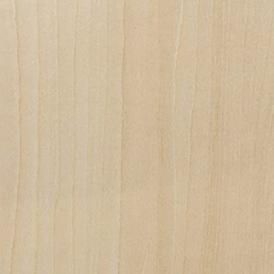"Frylr 12""12""1/8"" Thickness Premium Baltic Birch Plywood A/A Grade(Box of 16) / Perfect for Pyrography Wood Burning,Laser Graving Crafting,CNC Router.Modeling,Fretwork,Scroll Saw Nature Veneer Color."