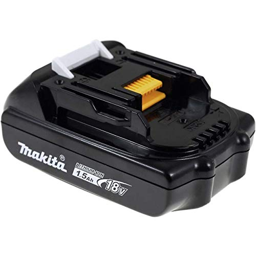 Makita Batterie Type BL1815N Original, 18V, Li-ION [ Batterie Outil électroportatif ]