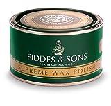 Fiddes & Sons Furniture Supreme Wax Polish - Antique Brown
