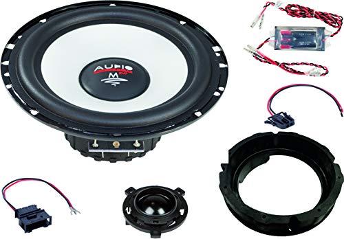 Audio System MFIT kompatibel mit VW Golf 7 EVO 2 Lautsprecher 165 mm 2-Wege Golf...
