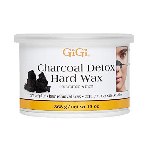 GiGi Charcoal Detox Facial Wax 13 oz