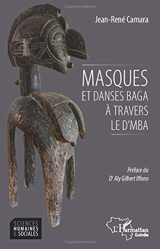 Masques et danses Baga à travers le D'MBA