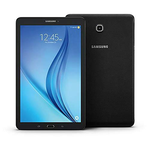 SAMSUNG Galaxy Tab E 9.6' 16 GB WiFi – Negro