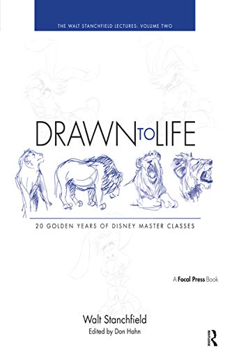 Drawn to Life - Volume 2: The Walt Stanchfield Lectures (English Edition)