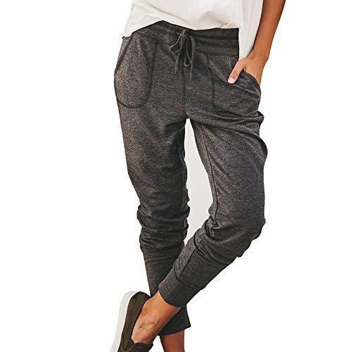 Elastische Taillenhose der Frauen entspannt lockere beiläufige Kurze Hose