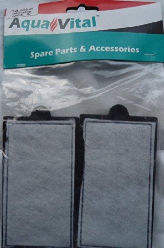 Aquavital Avho300 Cartouches de carbone de remplacement 9325136048964