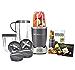 NutriBullet NBR-1201 12-Piece High-Speed Blender/Mixer System, Gray (Renewed)