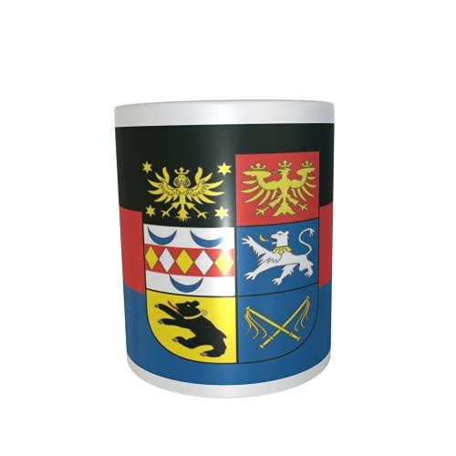 U24 Tasse Kaffeebecher Mug Cup Flagge Ostfriesland