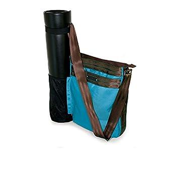 Mobile Edge Blue Mat Messenger Bag
