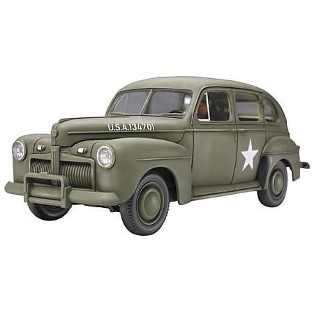 タミヤ 1/48 ミリタリーミニチュアシリーズ No.59 アメリカ陸軍 1942年型 スタッフカー プラモデル 32559