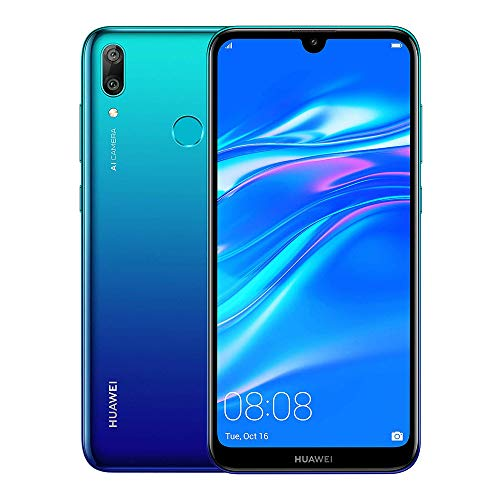 Huawei Y7 2019 32 GB 6.26 Inch Dewdrop FullView HD+ Display Smartphone with...