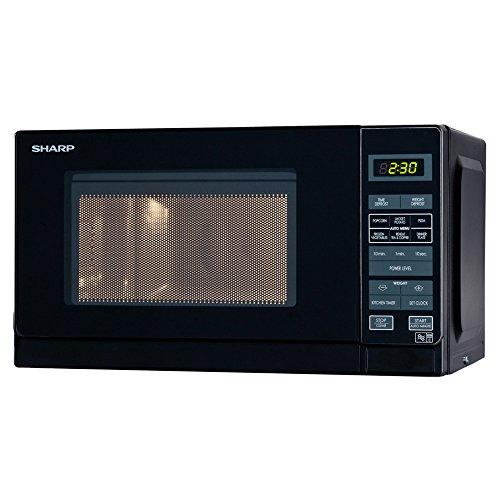R272KM Solo 20L 800W Microwave Oven