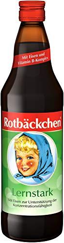 Rotbäckchen Lernstark, 6er-Pack (6 x 700 ml)