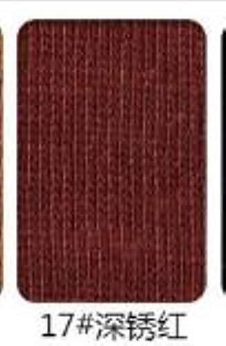 KIU Acryl viscose stof gebreide jersey stof zacht voor het naaien van blouse of jurk