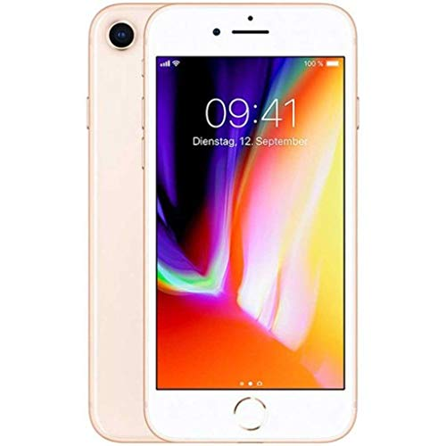 Apple iPhone 8 256GB - Gold - Entriegelte (Generalüberholt)