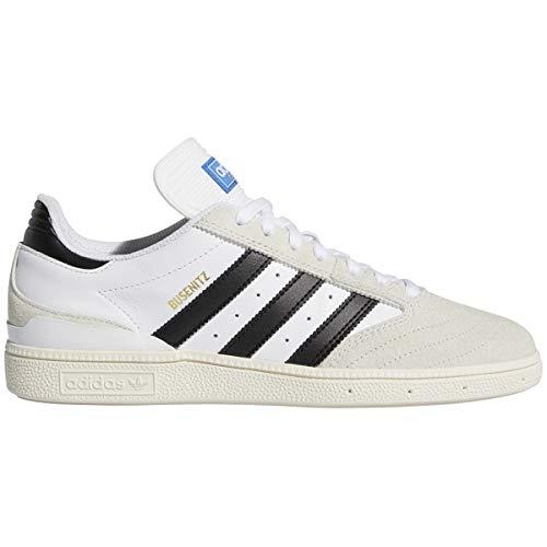 adidas Busenitz Pro Shoes Men's, Black, Size (White/Core Black/Crystal White, Numeric_10)