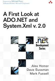 First Look at ADO.NET and System Xml v 2.0