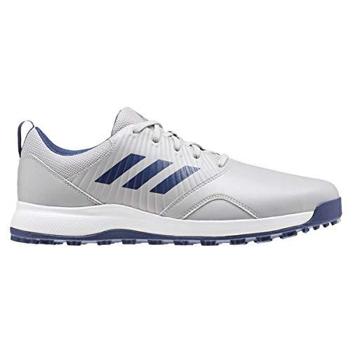 adidas CP Traxion SL Zapatillas de golf, para hombre, Hombre, Grey Two/Indigo/White, 42 2/3