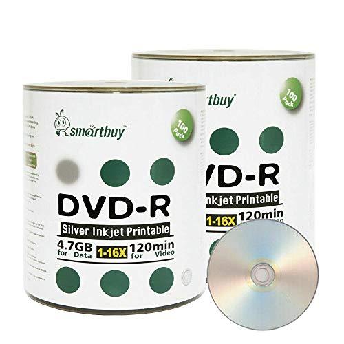 Smartbuy 200-disc 4.7gb/120min 1...