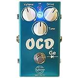 Fulltone CS-OCD-Ge Custom Shop Edition · Pedal guitarra eléctrica