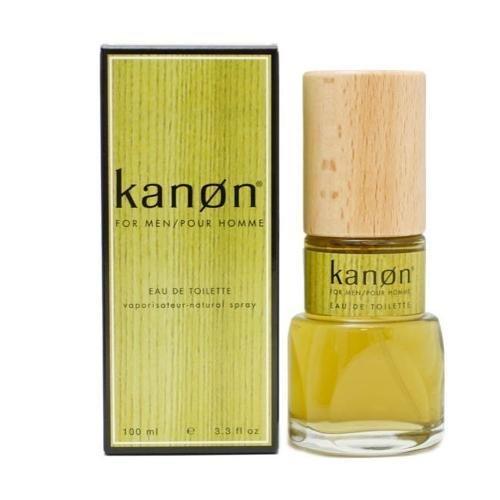 KANON by Kanon 3.5 Ounce EDT Spray for Men