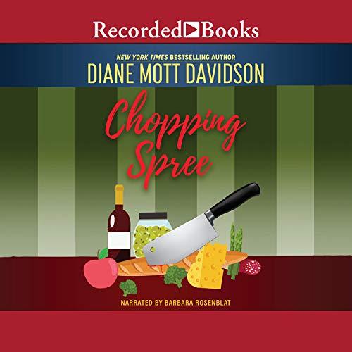 Chopping Spree Audiobook By Diane Mott Davidson cover art