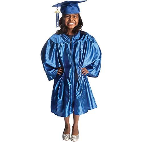 Great Features Of Toimothcn 2020 Children Kids Preschool and Kindergarten Graduation Gown with Tasse...