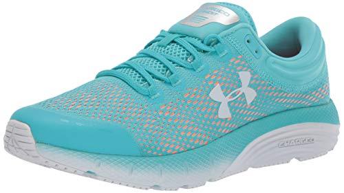 Under Armour UA W Charged Bandit 5, Zapatillas de Running para Mujer, Azul...
