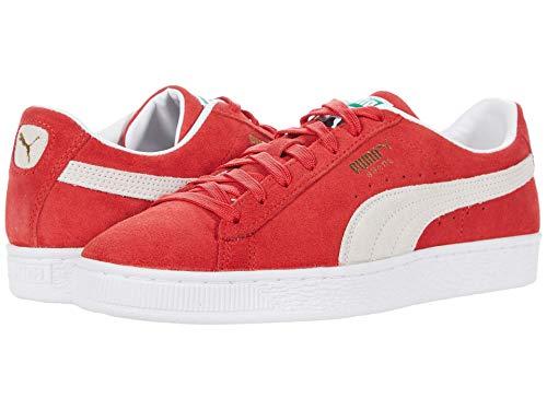 PUMA Suede Classic XXI High Risk Red/Puma White 9 D (M)