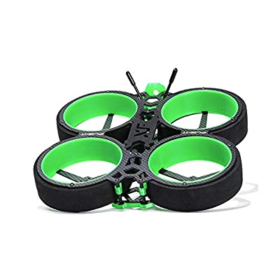 iFlight 3 inch Green Cinewhoop Frame Kit with PFV TPU Mount for FPV Racing Drone Mini Quadcopter