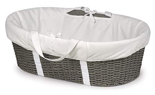 Badger Basket Woven Moses Basket