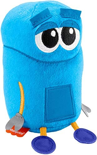 Fisher Price StoryBots Colors with Bang Plush take Along Musical Preschool Toy for Kids Ages product image