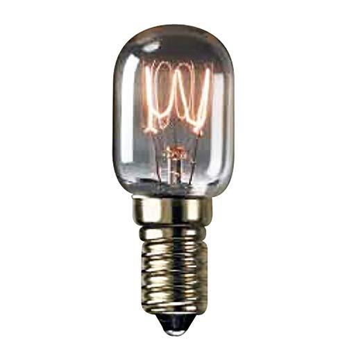 Comme Direct Ltd TM tubulaire 15 W SES réfrigérateur lampe