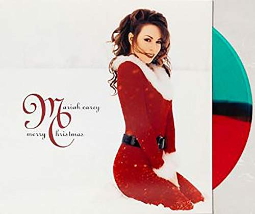 Merry Christmas - Exclusive Limited Edition Red And Green Vinyl LP #/4000