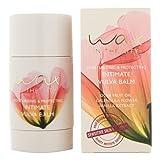Vulva - Matita per la cura delle parti intime, da donna, l'innovazione del prodotto di WAX IN THE CITY – Rende l'area intima esterna vellutata e morbida dopo la rasatura – idratante e lenitivo