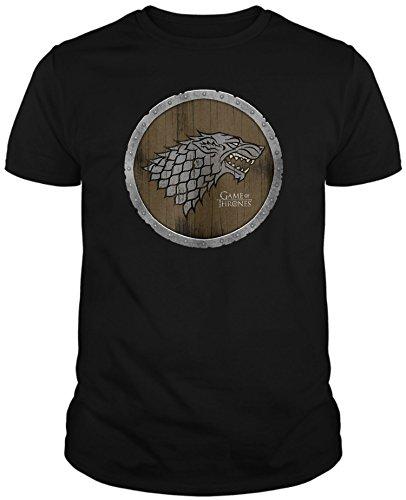 The Fan Tee Camiseta de Mujer Juego de Tronos Stark Tyrion Dragon Daenerys L