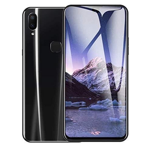 DingSheng P30 6.5' Smartphone 10-core Qualcomm670 Processor 8GB RAM 128GB ROM Dual HD Camera Android 9.1 GPS Face Detection WiFi Bluetooth GPS (Black, 8GB RAM+128GB)