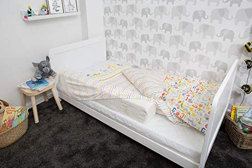 Acosy Bumpers UK - Transitional Foam Cot-Bed Bumper - with Washable Zip Cover
