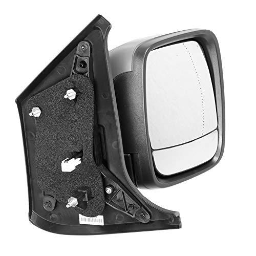 Qii lu Espejo retrovisor eléctrico derecho del ala de la puerta con...