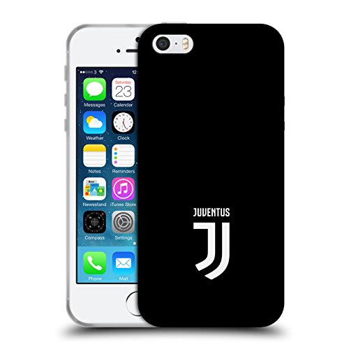 Head Case Designs Ufficiale Juventus Football Club Banale Lifestyle 2 Cover in Morbido Gel Compatibile con Apple iPhone 5 / iPhone 5s / iPhone SE 2016
