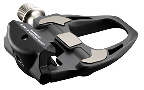 Shimano PDR8000E1 - Pedales, Única, Negro - Plata, Unisex