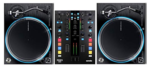 Read About Mixars DUO MKII + 2x Denon DJ VL12 Prime Turntables Bundle
