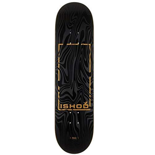 "Real Skateboard Deck Ishod WAIR Marble Dove 8.5"" x 32.25"""