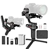 Zhiyun WEEBILL S Stabilizzatore Gimbal Palmare A 3 Assi Per Fotocamere Mirrorless, Smartph...