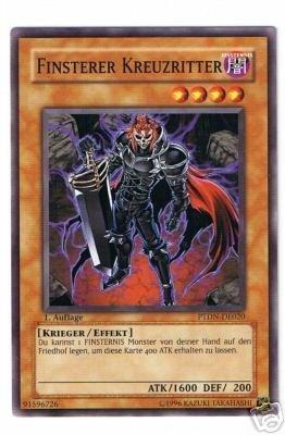 Yu-Gi-Oh! Phantom Darkness Einzelkarte Finsterer Kreuzritter PTDN- DE020