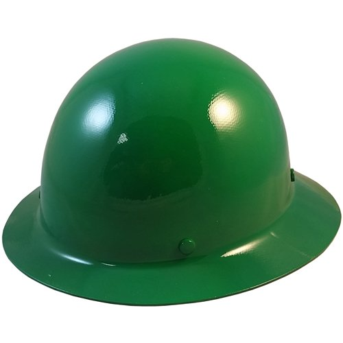 MSA Skullgard Full Brim Hard Hat with FasTrac III Ratchet...